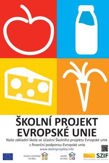 Ovoce a zelenina do škol – logo